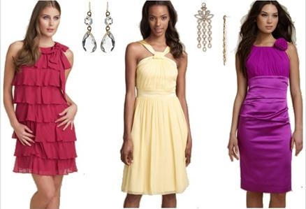 W2ww what to wear wednesday perrysburg wedding planner your have fun with your look than at a traditional black tie affair a summer wedding is the perfect time to embrace color and flirty feminine silhouettes junglespirit Choice Image