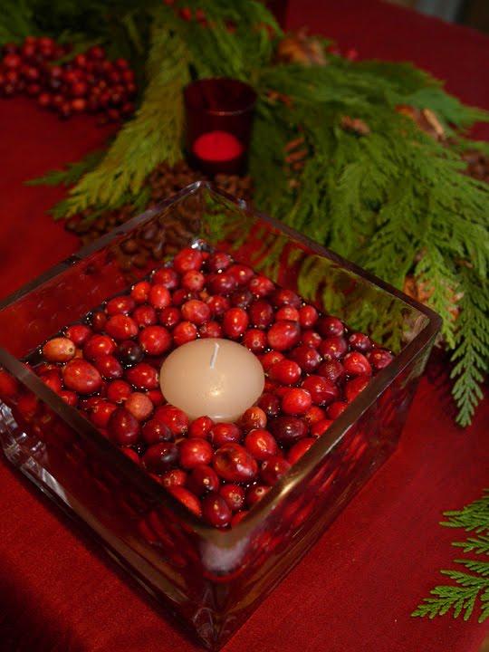 Christmas centerpieces toledo wedding planner