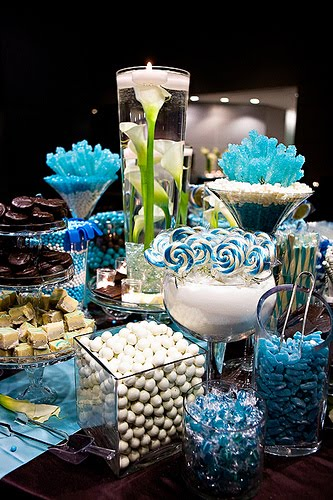 Candy buffet your perfect day toledo wedding planner