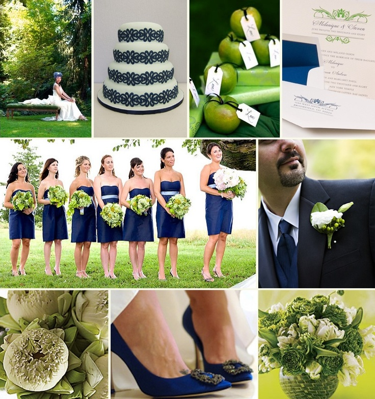 Color Ideas For Weddings: Perrysburg Wedding Planner